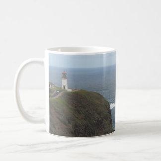 Lighthouse Kauai, Hawaii Coffee Mugs