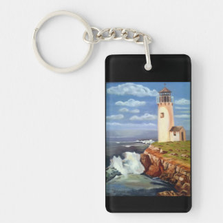 Lighthouse Key Ring