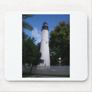 lighthouse_keywest mouse pad