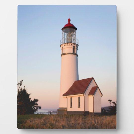 Lighthouse Landscape Ocean Photo Plaque