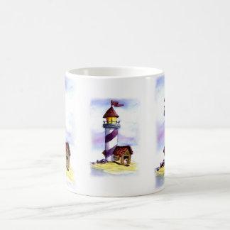 LightHouse Basic White Mug