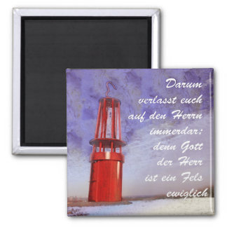 Lighthouse of Moers Magnet
