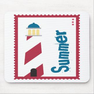 Lighthouse on the Seashore Mousepad