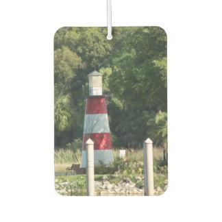 Lighthouse Photo Air Freshener