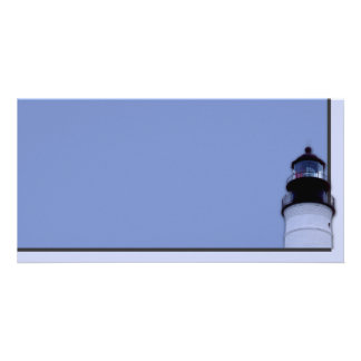 Lighthouse Picture Card