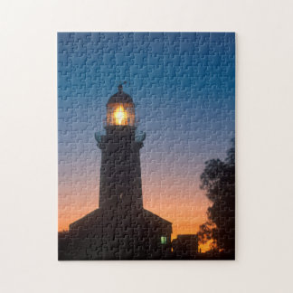 Lighthouse, Robben Island, Cape Town 2 Jigsaw Puzzle