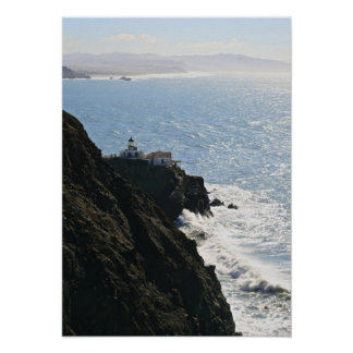 Lighthouse, San Fransisco Bay, 1 of 4 Poster