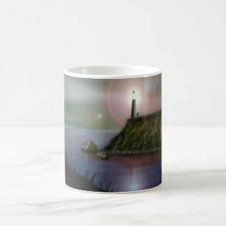 Lighthouse Skyline Coffee Mug