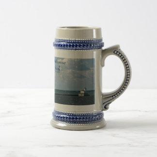 Lighthouse Stein Beer Steins