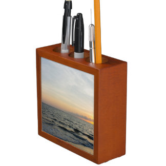 Lighthouse Sunrise Desk Organiser
