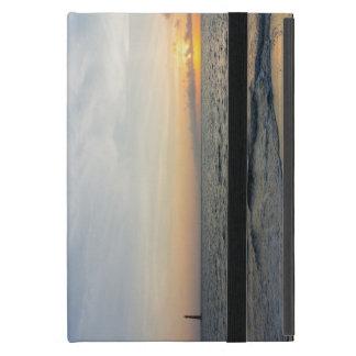 Lighthouse Sunrise iPad Mini Covers