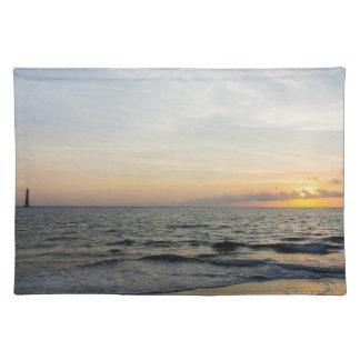 Lighthouse Sunrise Placemat