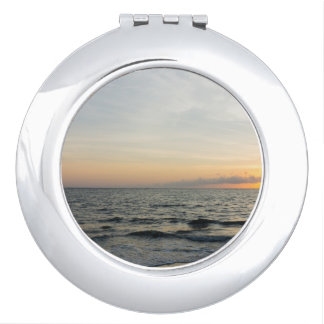 Lighthouse Sunrise Vanity Mirrors