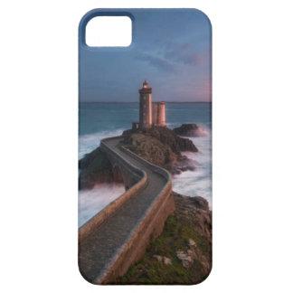Lighthouse Sunset Plouzané | Finistère, Brittany iPhone 5 Case