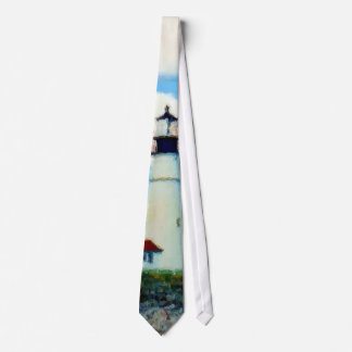Lighthouse Tie