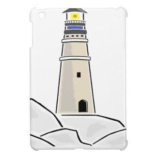lighthouse tower design iPad mini covers