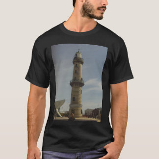Lighthouse warn-flows T-Shirt