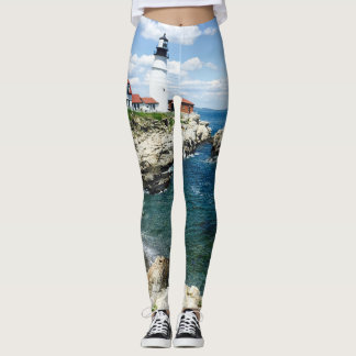 lighthouse yoga pants