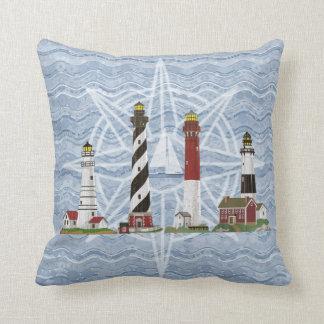 """""""Lighthouses"""" Cushion"""