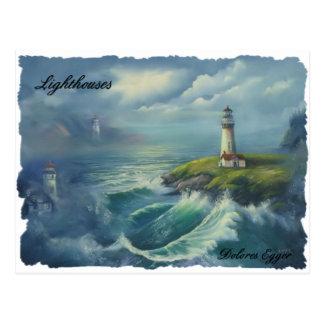 Lighthouses Postcard