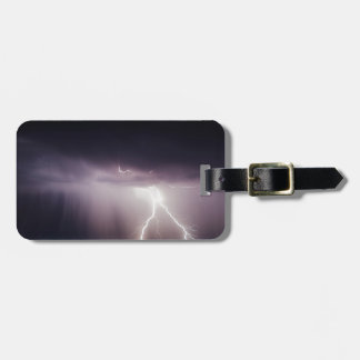 Lighting Bolt (Storm) Luggage Tag