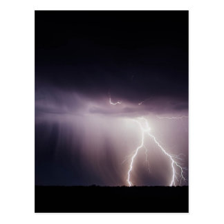 Lighting Bolt (Storm) Postcard