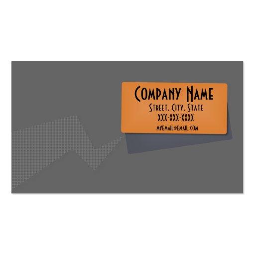 Lighting Company Business Card