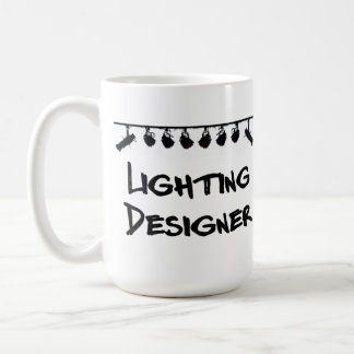 Lighting Designer's Mug