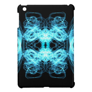 Lighting mandala iPad mini covers