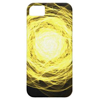 Lighting mandala iPhone 5 cases