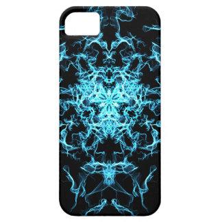 Lighting mandala iPhone 5 covers