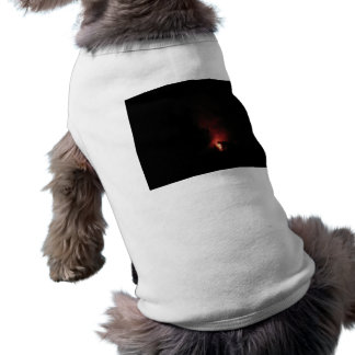 Lighting the Night Sleeveless Dog Shirt