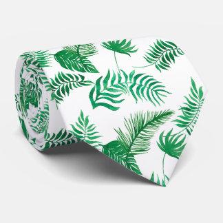 Lightly Scattered Jungle Fonds Tie
