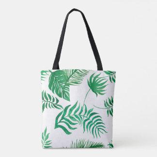 Lightly Scattered Jungle Fonds Tote Bag