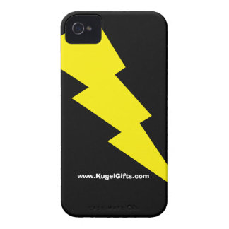 """Lightning Bolt"" Case-Mate ID 4/4S Case-Mate iPhone 4 Cases"