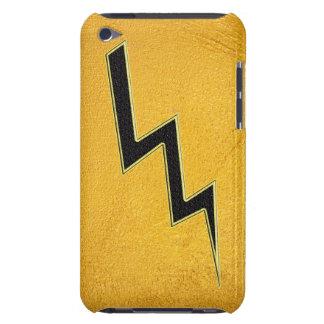 Lightning bolt iPod Case-Mate case
