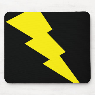 """""""Lightning Bolt"""" Mousepad"""