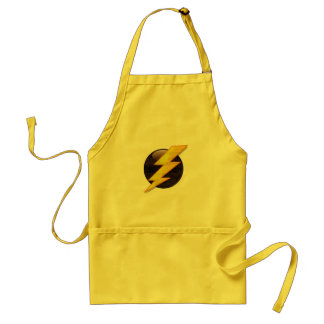 Lightning Bolt Standard Apron