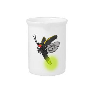lightning bug flight 2 lit pitcher