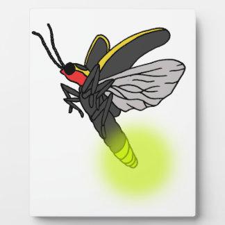 lightning bug flight 2 lit plaque