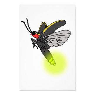 lightning bug flight 2 lit stationery