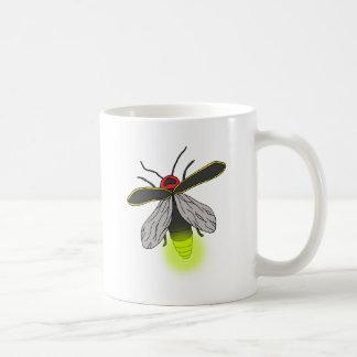 lightning bug flight lit coffee mug