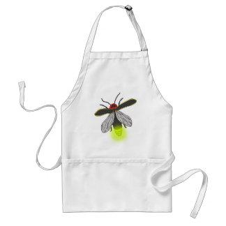 lightning bug flight lit standard apron