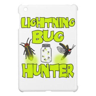 lightning bug hunter iPad mini cover