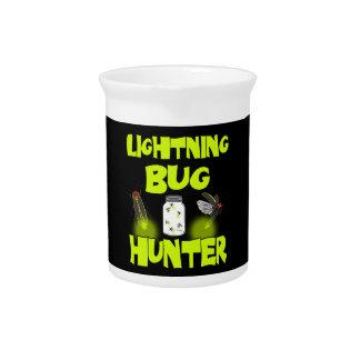 lightning bug hunter pitcher
