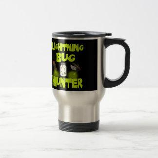 lightning bug hunter travel mug