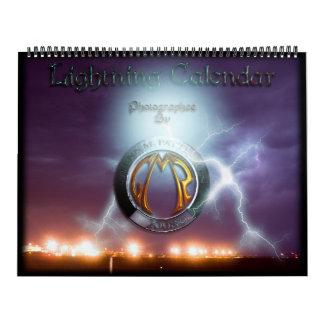 Lightning Calendar