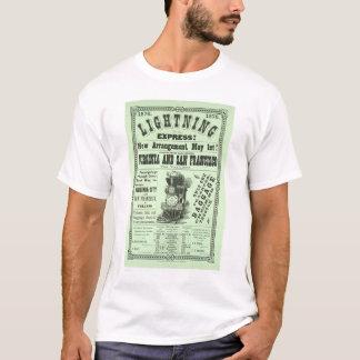 Lightning Express! (1831A) T-Shirt