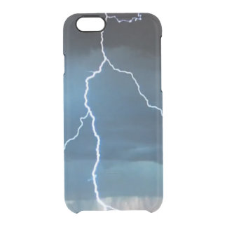 Lightning iPhone 6/6S Clear Case