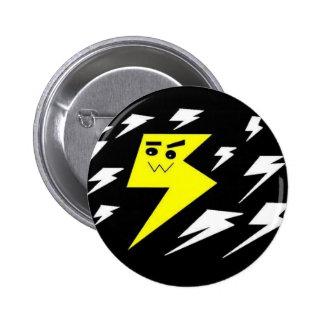 Lightning Kawaii Strike Button